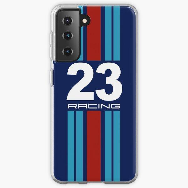 Couleurs de course No23 Coque souple Samsung Galaxy