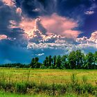 Expressive Skies by TJ Baccari Photography