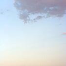 Castle Peaks sunset by Chris Clarke
