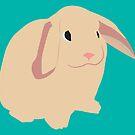 Rabbit by Kalliopi Karvela