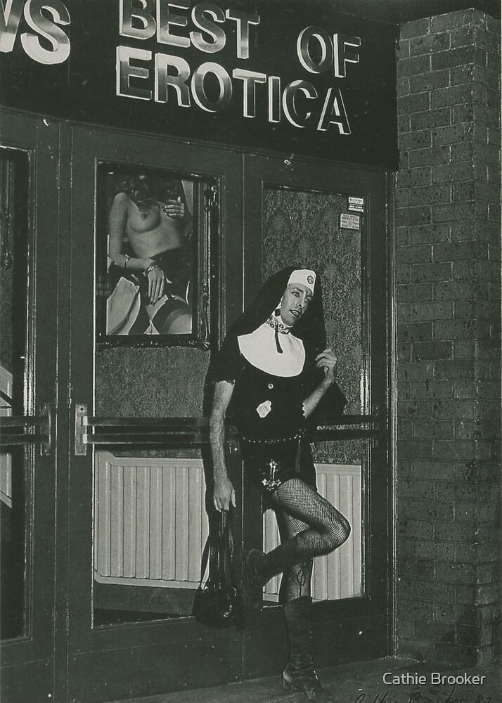 Sister-Cum-Dancing Erotica 1987 by Cathie Brooker