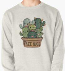 cute cactus Pullover