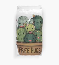 cute cactus Duvet Cover