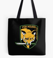 Metal Gear Solid - FOXHOUND Tote Bag