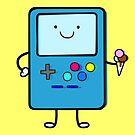 «Videojuego amante del helado» de EuGeniaArt