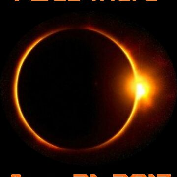 Total Solar Eclipse August 21 2017 by CPG-Designs