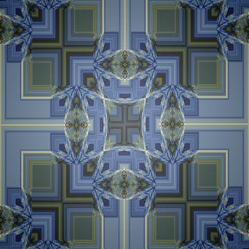 Lady Blue by lunarimage