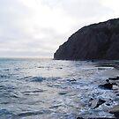 Cliff N Sea by HeavenOnEarth