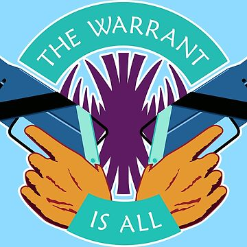 Killjoys The Warrant Is All by freeves