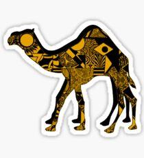 Desert Wonderer  Sticker