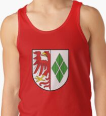 Stendal Coat of Arms, Germany Men's Tank Top