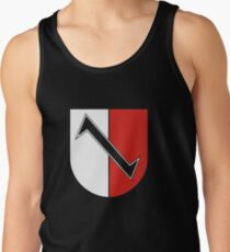Halberstadt Coat of Arms, Germany Men's Tank Top