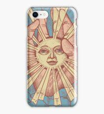 The Idiot Sun iPhone Case/Skin