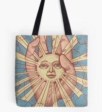 The Idiot Sun Tote Bag