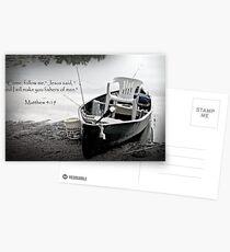 Fishers Of Men Postcards