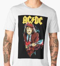 Vintage Rock-Angus Men's Premium T-Shirt