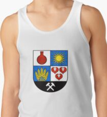 Bitterfeld-Wolfen Coat of arms, germany Men's Tank Top