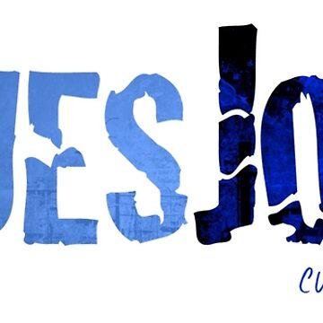 Blues Jones Custom Harmonicas logo by timmyspeed