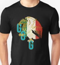 GGG Eagle GGG Aguila Canelo vs GGG Mexico Wins Rematch T-Shirt