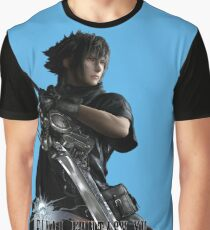 Final Fantasy XV Noctis Graphic T-Shirt