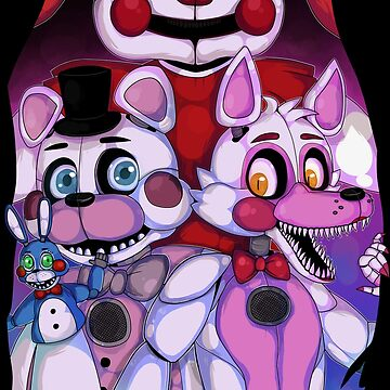 Fnaf - Sister Location  by Ocene