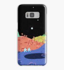 Moon Walk Samsung Galaxy Case/Skin