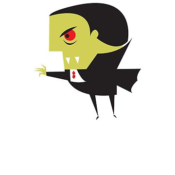 Classic Dracula by squarecook