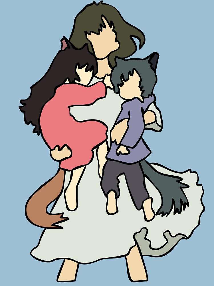 Niños lobo de yowisy