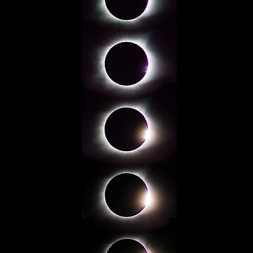 Totality; Eclipse 2017 by Casegrfx