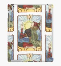 The fool  iPad Case/Skin