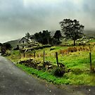 Abandoned Cottage Ballachbeama Gap by rorycobbe