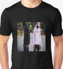 xxxtentacion the Young Dagger Dick and ski mask the slump god T-Shirt