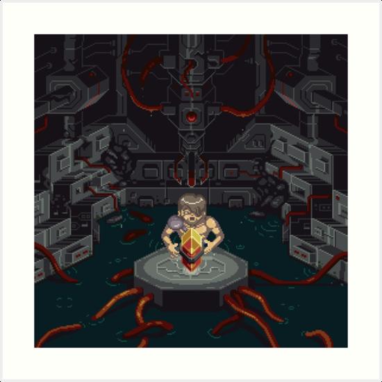 Orga and Mekai - 4 by Slynyrd