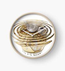 Liquefied clockwork Clock