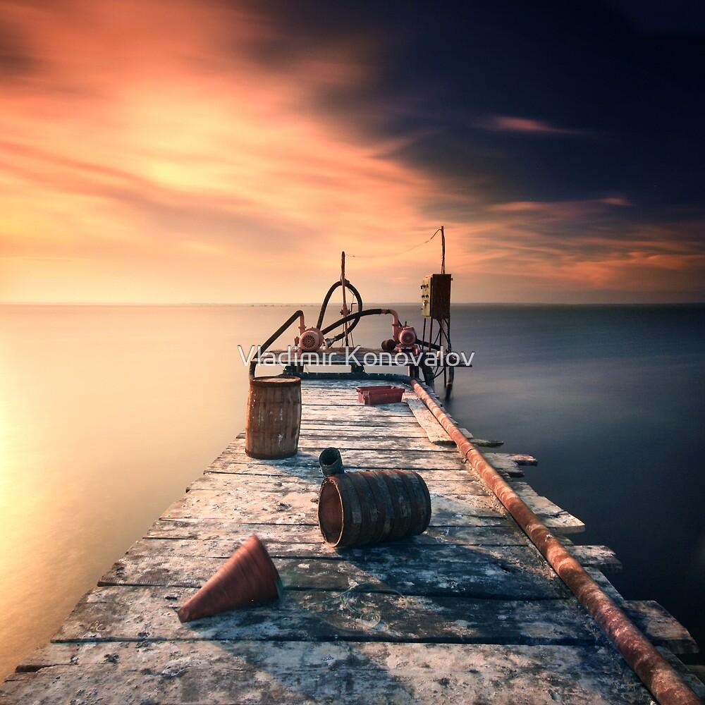 Road To Nowhere by Vladimir Konovalov
