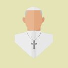 Pope Francis by mikbails