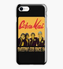COBRA KAI GUYS - KARATE KID iPhone Case/Skin