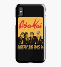 COBRA KAI GUYS - KARATE KID iPhone Case/Skin