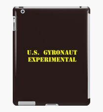 US GYRONAUT EXPERIMENTELL iPad-Hülle & Skin