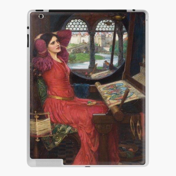 I am half-sick of shadows, said the Lady of Shalott - John William Waterhouse iPad Skin