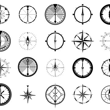 Compass Pattern by tudy1311