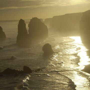 The Twelve Apostles by blennus