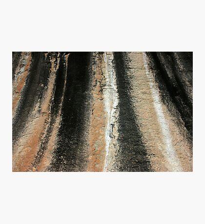 Pastel Wave Photographic Print