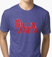 Bills mafia  Tri-blend T-Shirt