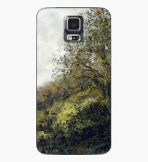 Landscape with trees Case/Skin for Samsung Galaxy