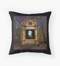 Of Stardust and Transcendence Throw Pillow