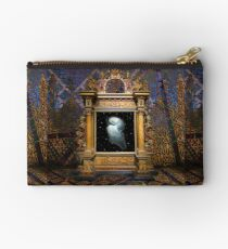 Of Stardust and Transcendence Zipper Pouch