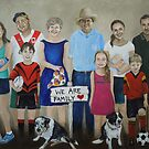We Are Family by Dianne  Ilka