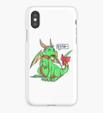 Kitty Dragon iPhone Case/Skin
