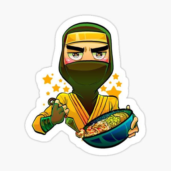 PokeBowl StarBomb: Ninja Brian! Sticker